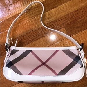 Authentic Burberry Small Bag.